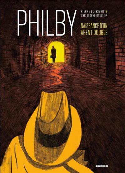 Couverture Kim Philby - Le plus grand traître de l'histoire de l'espionnage