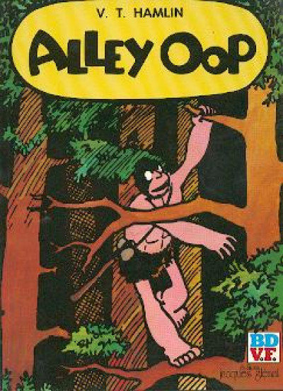 Couverture Alley Oop tome 3