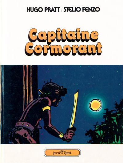 Couverture Capitaine Cormorant