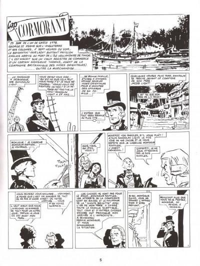 Page 1 Capitaine Cormorant