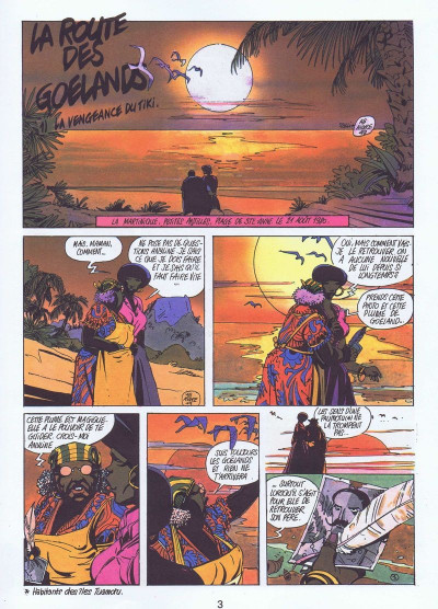 Page 1 La route des goélands tome 1