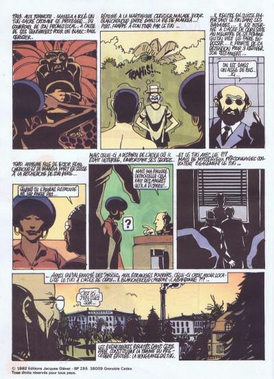 Page 1 La route des goélands tome 2