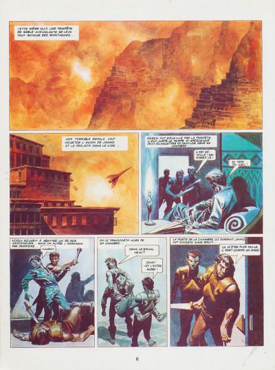 Page 1 Trigan tome 4 - la vengeance de darak