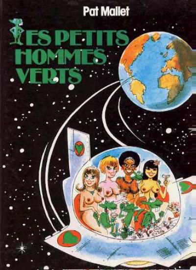 Couverture Les petits hommes verts tome 2