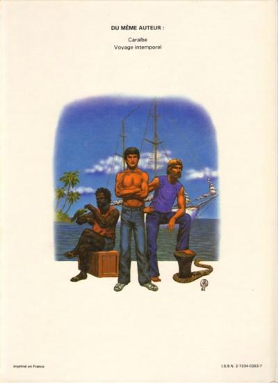 Dos Une aventure de Vic Voyage tome 1