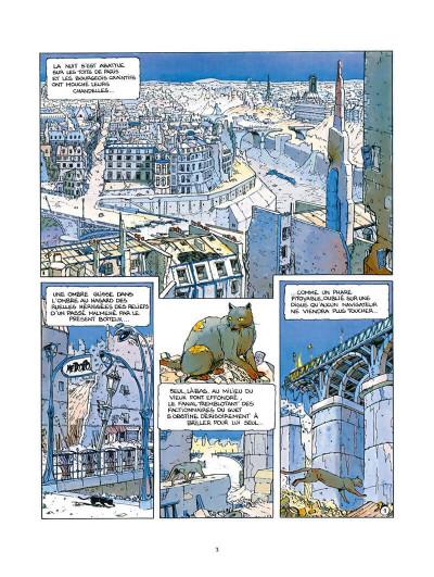 Page 4 les eaux de mortelune tome 1 - l'échiquier du rat