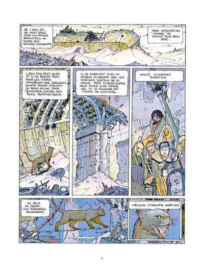 Page 5 les eaux de mortelune tome 1 - l'échiquier du rat