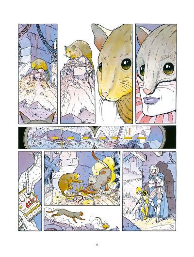 Page 6 les eaux de mortelune tome 1 - l'échiquier du rat