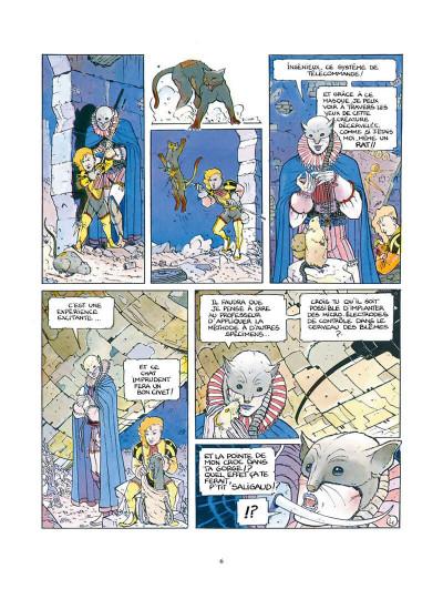 Page 7 les eaux de mortelune tome 1 - l'échiquier du rat