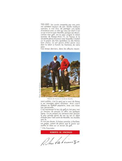 Page 5 mordillo  tome 8 - golf