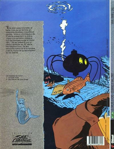 Dos Les exploits de Yoyo tome 2 - Sirènes de wall street