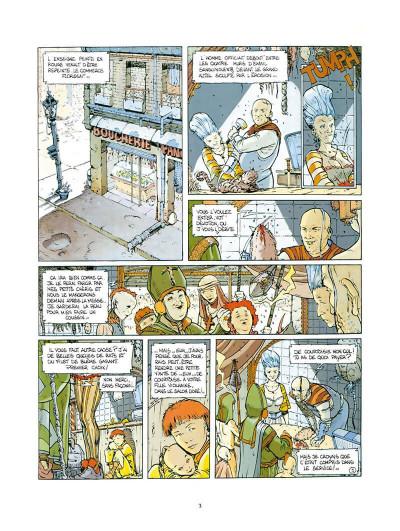 Page 4 les eaux de mortelune tome 2 - le cafe du port