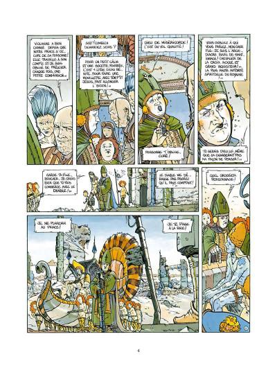 Page 5 les eaux de mortelune tome 2 - le cafe du port