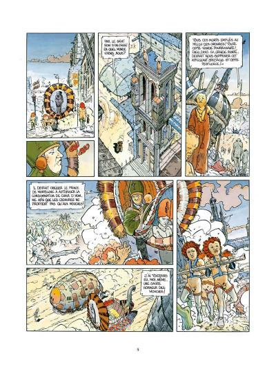 Page 6 les eaux de mortelune tome 2 - le cafe du port
