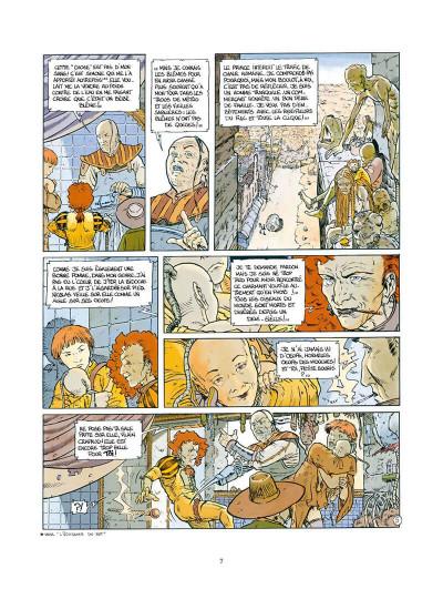 Page 8 les eaux de mortelune tome 2 - le cafe du port