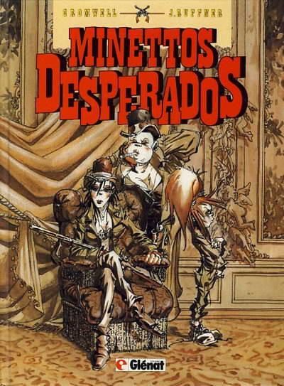 Couverture Minettos desperados tome 1