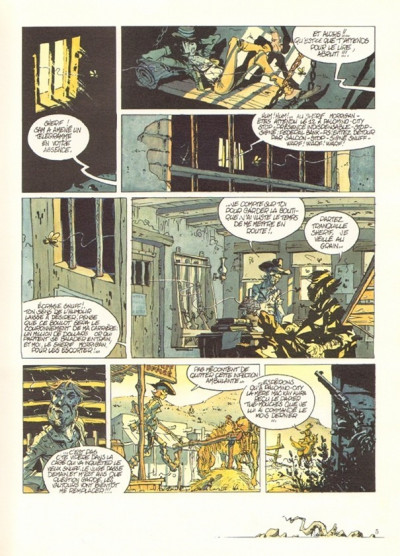Page 1 Minettos desperados tome 1