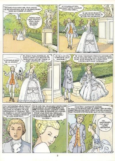 Page 1 Les souvenirs de la pendule tome 1 - Schönbrunn