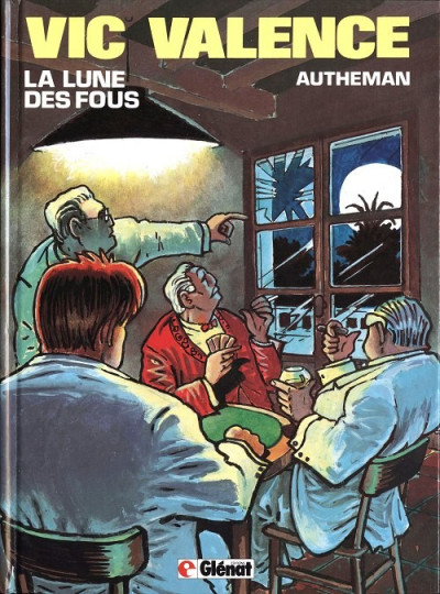 Couverture Vic Valence tome 3