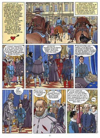 Page 1 Les 7 vies de l'épervier tome 5 - maître oiseaux