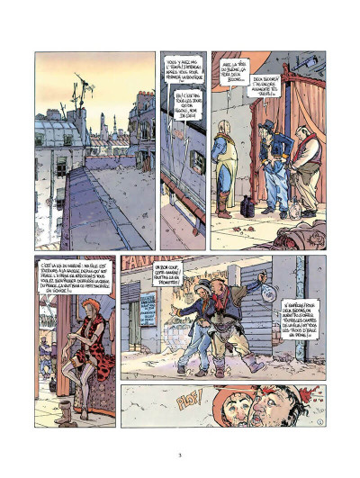 Page 4 les eaux de mortelune tome 3 - le prince et la poupee