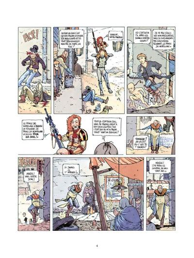 Page 5 les eaux de mortelune tome 3 - le prince et la poupee