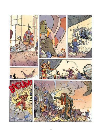 Page 7 les eaux de mortelune tome 3 - le prince et la poupee