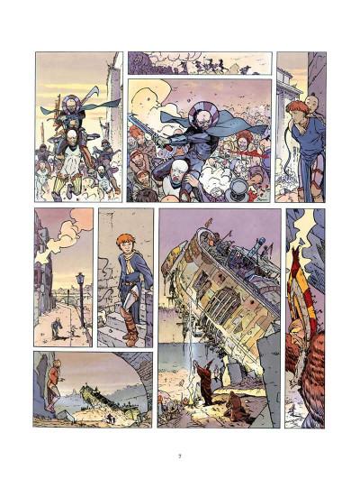 Page 8 les eaux de mortelune tome 3 - le prince et la poupee