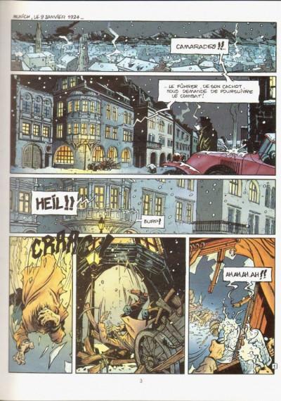 Page 2 Les poux tome 2 - ni rouge ni noir