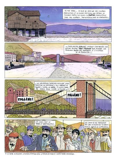 Page 1 Les pêcheurs d'étoiles tome 1