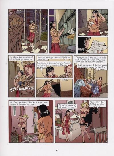 Page 1 Les compagnons du rêve tome 1 - L'ombre du mangou