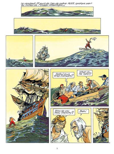 Page 6 coeur brulé tome 1 - le chemin qui marche