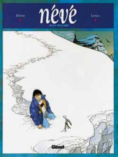 image de neve tome 1 - bleu regard