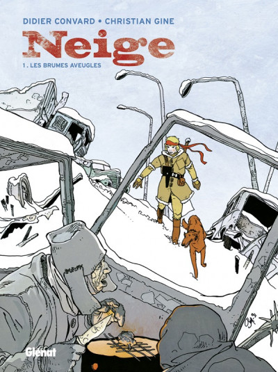 Couverture Neige tome 1