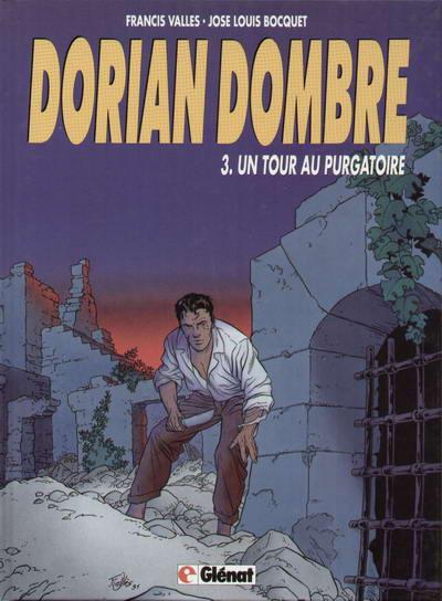 Couverture Dorian Dombre tome 3 - Un tour au purgatoire