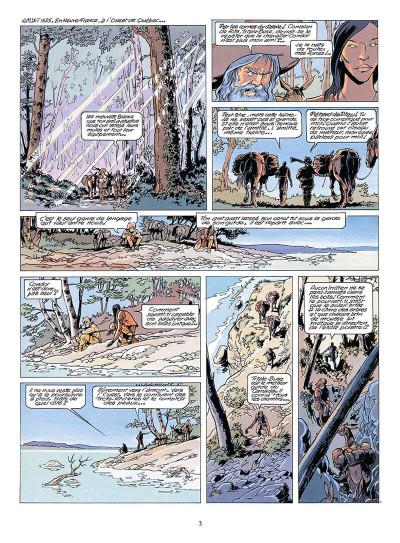Page 6 coeur brulé tome 2 - la petite guerre