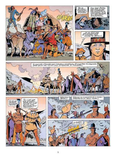 Page 8 coeur brulé tome 2 - la petite guerre
