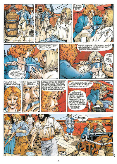 Page 6 pieter hoorn tome 2 - les rivages trompeurs