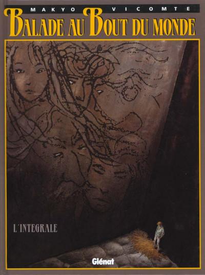 Couverture balade au bout du monde - intégrale tome 1 à 4