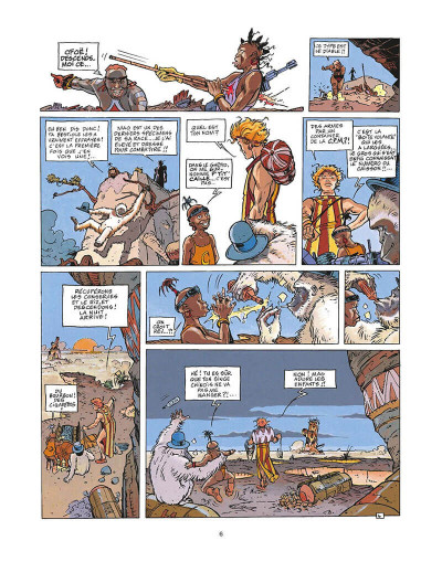 Page 7 dayak tome 1 - ghetto 9