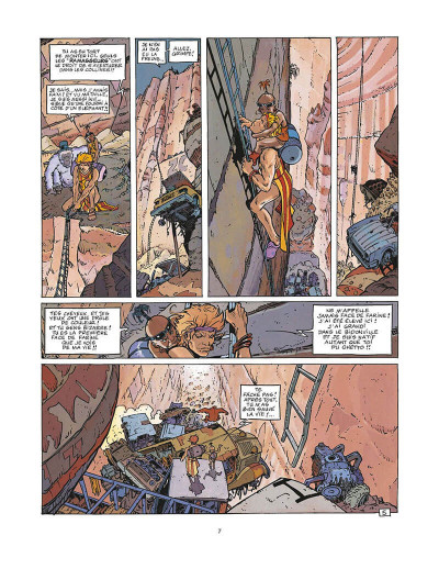 Page 8 dayak tome 1 - ghetto 9