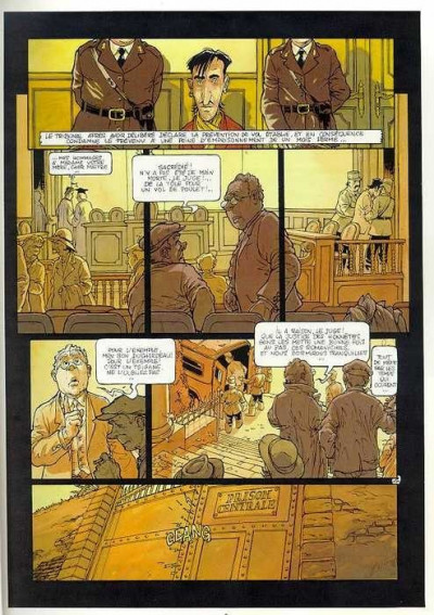 Page 1 Feu d'ange tome 1 - la nuit de la chandeleur