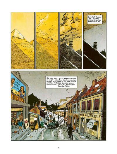 Page 4 fox tome 3 - rais el djemat