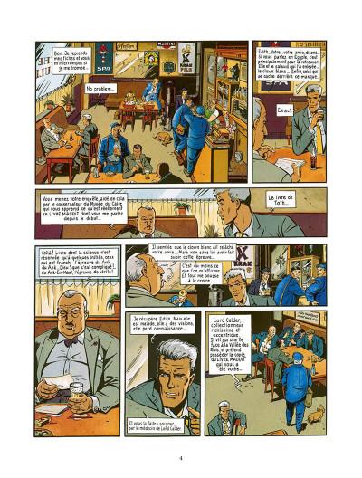 Page 5 fox tome 3 - rais el djemat