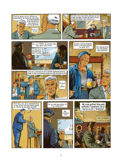 Page 6 fox tome 3 - rais el djemat