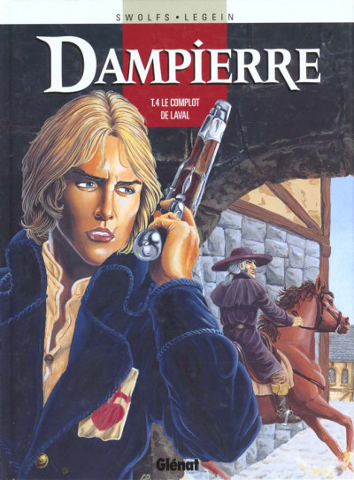 Couverture Dampierre tome 4