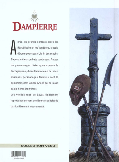 Dos Dampierre tome 4