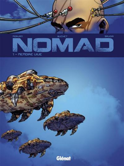 image de nomad tome 1 - mémoire vive