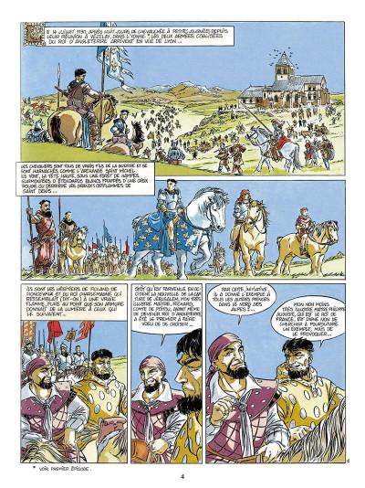 Page 4 l'empereur du dernier jour tome 2 - joachim