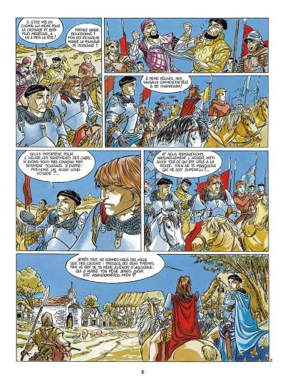 Page 5 l'empereur du dernier jour tome 2 - joachim